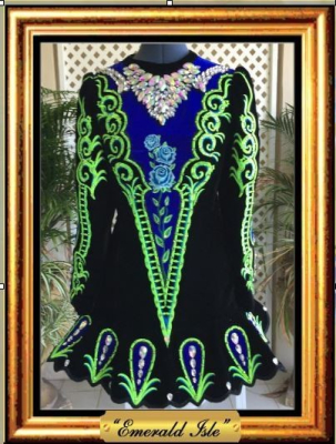 Feis, Irish Dance Dress for Sale