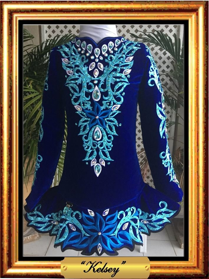 Irish Dance Dress
